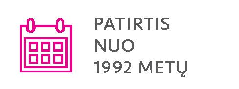 Flosveris Lietuviški miego rūbai patirtins nuo 1992 metų