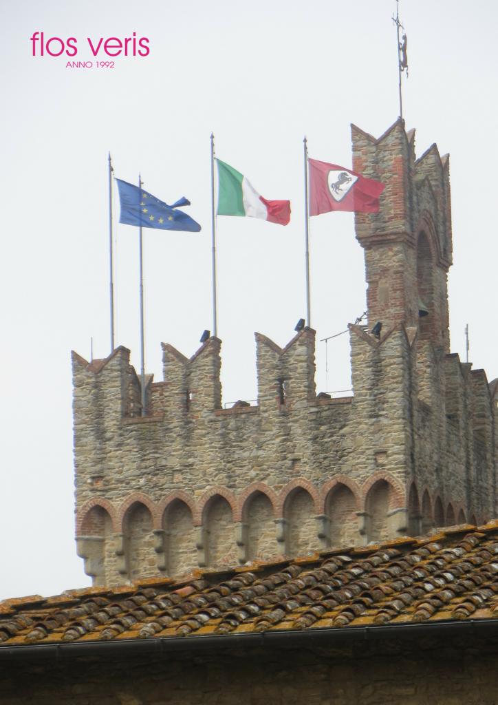 Flos veris Italijoje - Lietuviški miego rūbai - medžiagų paieškų kelionės