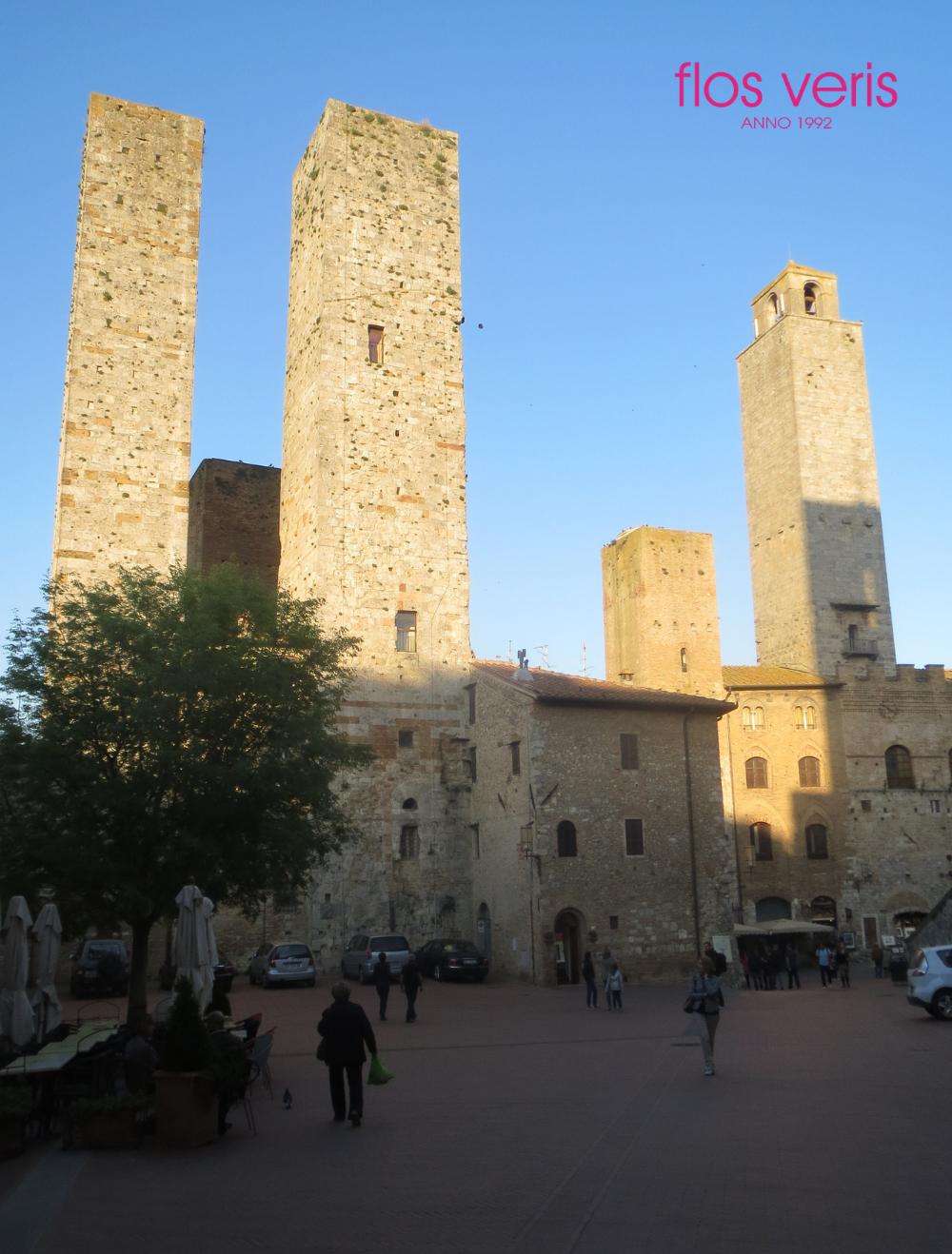 Flosveris.lt Italijoje renkamės medžiagas naujai kolekcijai San Gimignano